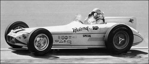 Шасси Epperly/Salih принесло своим пилотам две победы в Индианаполисе в 1957-58 годах