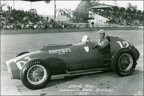 В сезоне-52 Альберто стартовал в гонке Инди-500, где был очень быстр, но не финишировал из-за поломки спицованного колеса