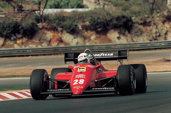 Ferrari Рене Арну