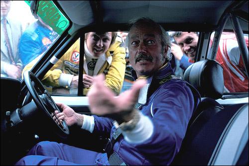 Ронни Петерсон и Колин Чэпмэн прибыли на старт Гран При Великобритании 1978 года