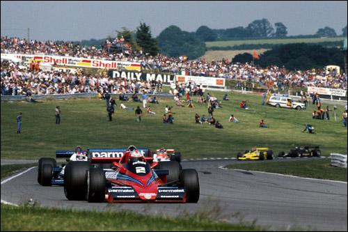 Джон Уотсон на Гран При Великобритании 1978 года