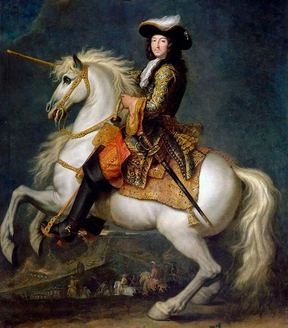 Людовик XIV «Король-Солнце»