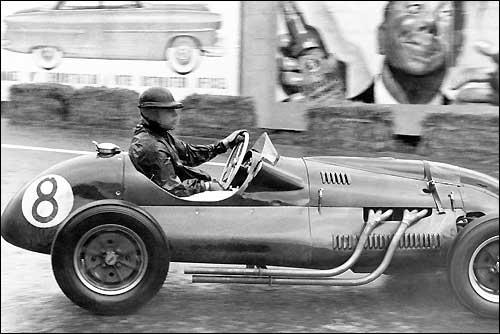 Майк Хоторн. 1952-й. Cooper-Bristol