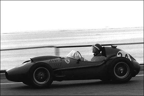 Майк Хоторн. Гран При Португалии'58
