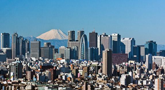 Современный Токио