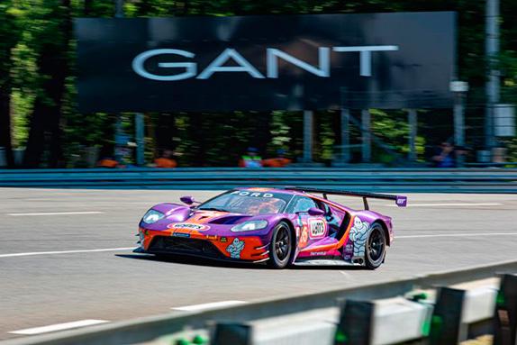 Ford GT команды Keating Motorsport