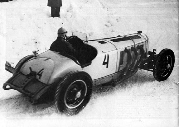 Зимний Гран При Швеции 1933 года
