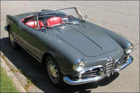 Alfa Romeo Gulietta Spider