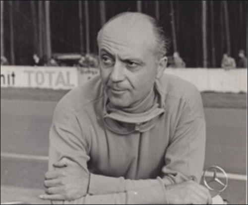 Пьер Ойген Альфред Буллен, выступавший в гонках под псевдонимом Пьер Левег