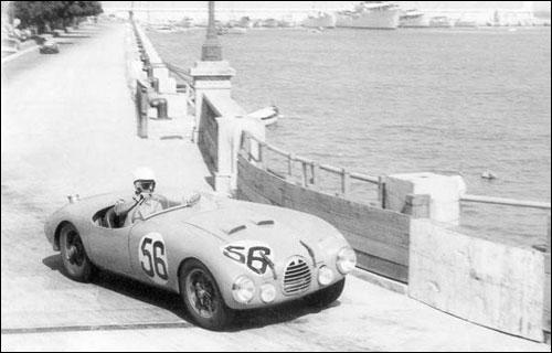 Манзон должен был выиграть Гран При Монако 1952 года, но прямо перед ним столкнулись трое круговых