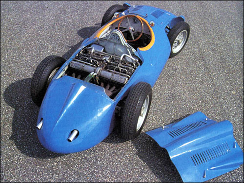 """Ни до, ни после Т251 в Формуле 1 не пытались поставить рядную """"восьмерку"""" поперек"""