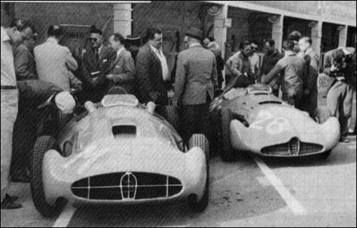 В Реймсе у Bugatti было два шасси, отличия между которыми вполне заметны. Тринтиньян выступал на правом