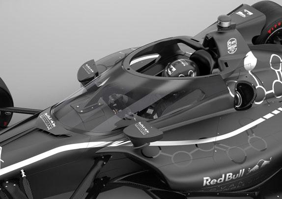 indycar news - Red Bull AT – поставщик Aeroscreen для IndyCar