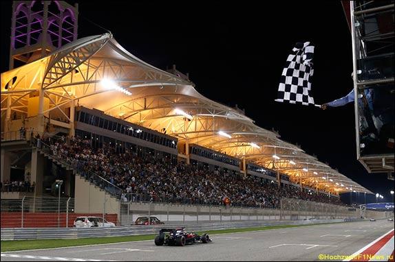 Стоффель Вандорн принёс McLaren первые очки в сезоне