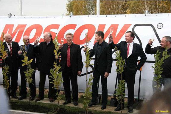 Moscow Raceway: 10 лет с начала строительства трассы