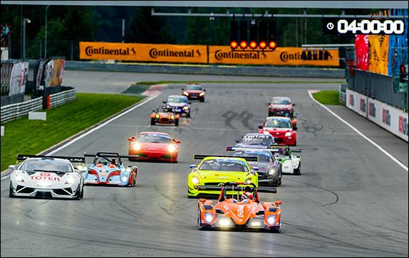 Четвертый сезон REC на Moscow Raceway
