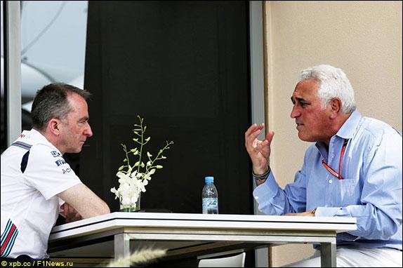 Падди Лоу и Лоуренс Стролл