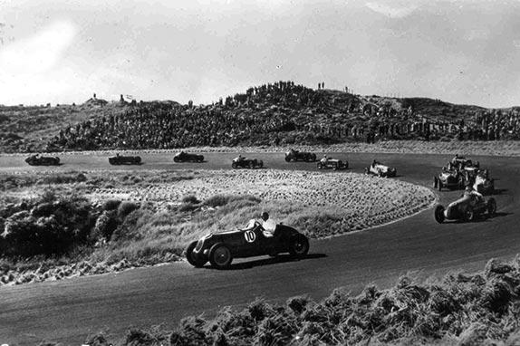Первый Гран При Зандфорта прошёл 7 августа 1948-го. Фото: пресс-служба трассы