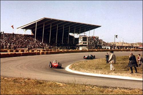 Ричи Гинтер на Гран При Нидерландов 1961 года