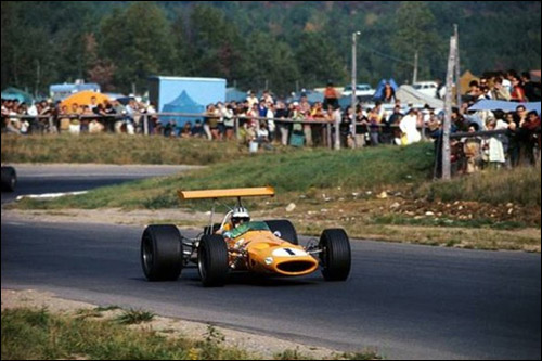 Денни Халм на Гран При Канады 1968 года