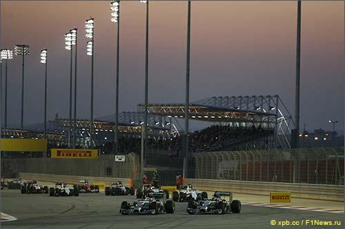 Гран При Бахрейна 2014 года