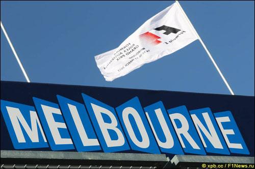 Время старта Гран При Австралии останется неизменным