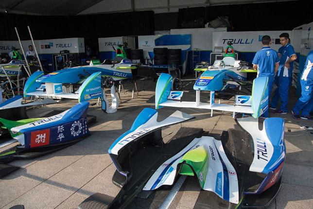Команда Trulli GP