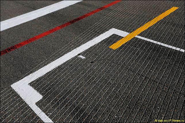 Стартовое поле Гран При Бельгии 2016