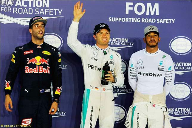Хэмилтон: «Чемпионство реально можно потерять настартах гонок»