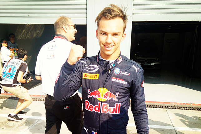GP2: Гасли завоевал поул в Монце, Маркелов третий