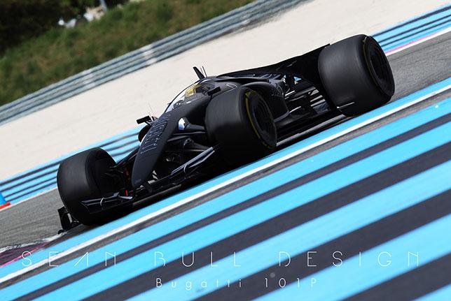 Разработка британского дизайнера Шона Булла выглядит весьма привлекательно, иллюстрация bahance.net