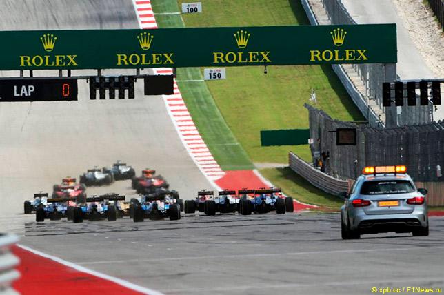 Liberty Media одобрила покупку акций «Формулы-1»