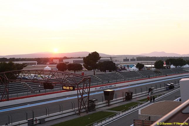 Франция может вернуться вкалендарь «Формулы-1» в 2018г
