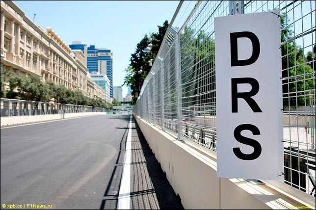 阿塞拜疆大奖赛:回合数