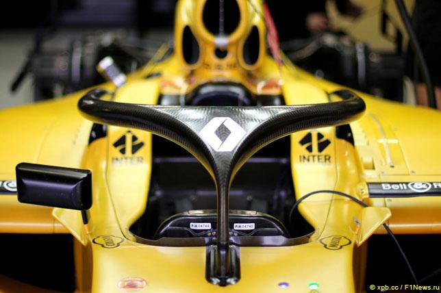 FIA может отказаться отвнедрения «ореола» в2018-м