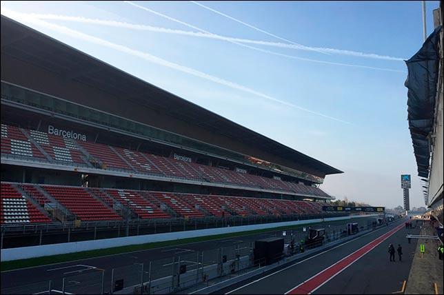 Райкконен стал лучшим во 2-ой день тестов «Формулы-1» вБарселоне