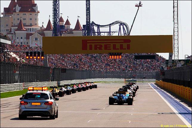 «Гран-при России» сохранится вкалендаре «Формулы-1» до 2025-ого