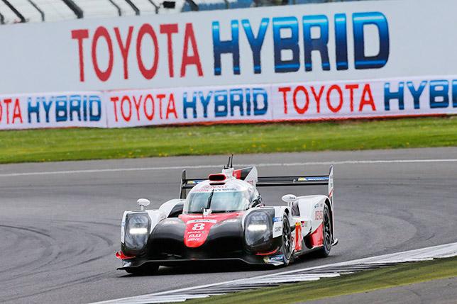 WEC: Toyota выиграла первый этап чемпионата