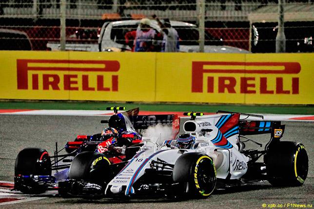 Пилот Феррари Феттель одержал победу Гран-при Бахрейна