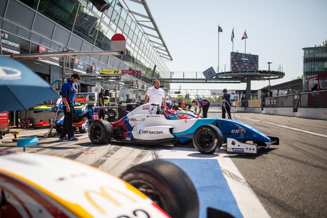Завершился первый этап Еврокубка Формулы Renault 2.0