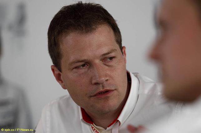 Андреас Зайдль, руководитель заводской команды Porsche