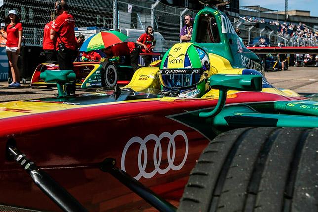 Заводская команда Audi приходит в Формулу E