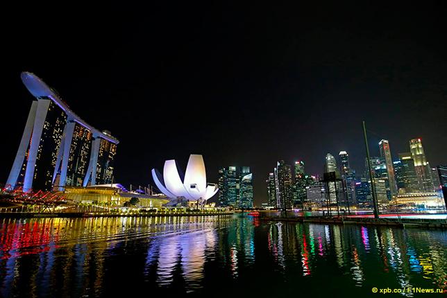Гран При Сингапура останется вкалендаре Ф1 доконца сезона 2021 года