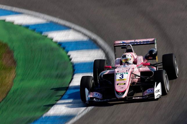 Завершился сезон в европейской Формуле 3