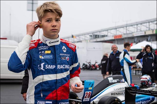 18-летний русский автогонщик приглашён вакадемию Феррари