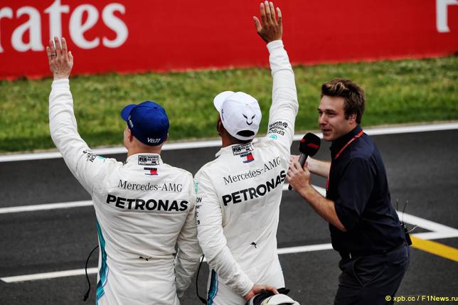 Гран При Испании. Интервью на трассе по итогам квалификации