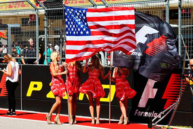 Гран При США: Превью этапа