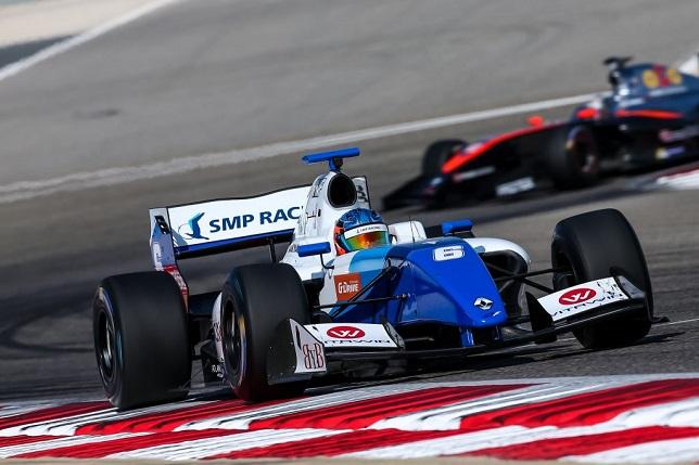 V8 3.5: Поул и шестое место Исаакяна в квалификациях