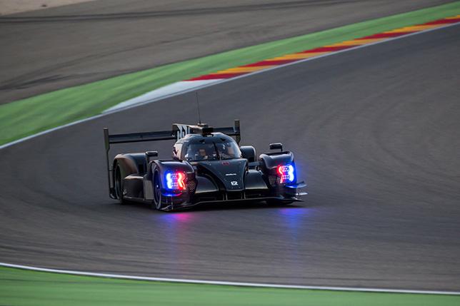 WEC: В Бахрейне представлен новый спортпрототип BR1