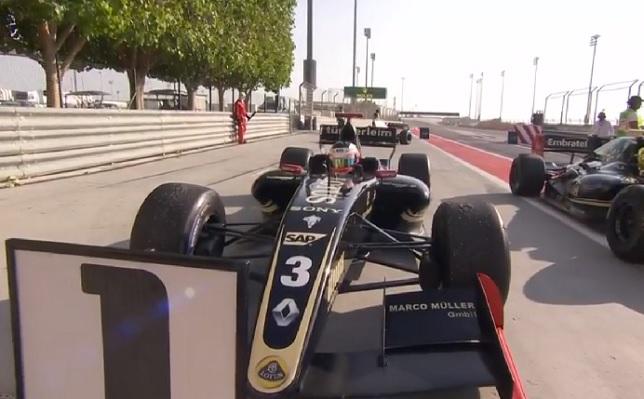 V8 3.5: Биндер выиграл последнюю гонку в истории серии